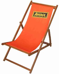 Liegestühle  RALO-Fahnen Strandtextilien - Liegestühle